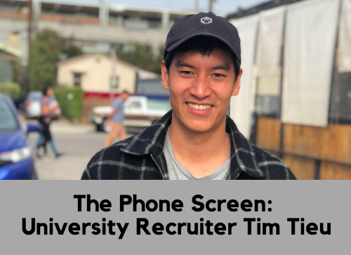 the phone screen tim tieu